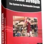Lifting Program for Wrestlers- An digital image of the Wrester Strength eBook lifting program offered on wrestler-power.com